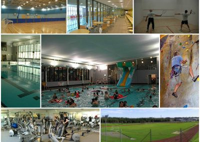 Swimming Pool and Sport