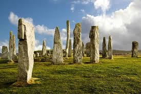 The Standing Stones at Calanais
