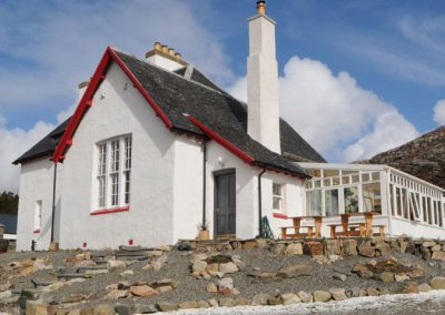 Loch Croistean Centre and Restaurant
